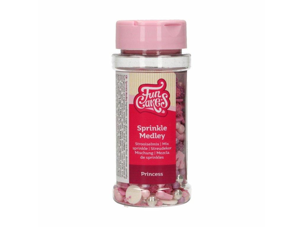 zdobenie cukrárske princezná