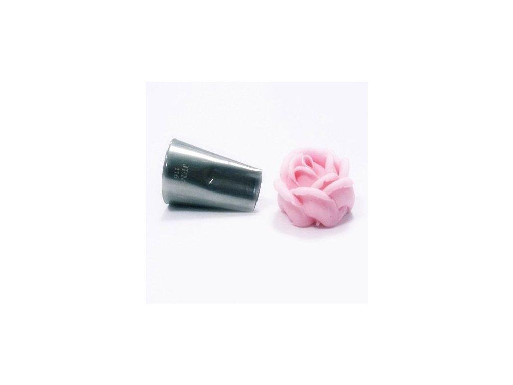 cukrárska špička na ružičky