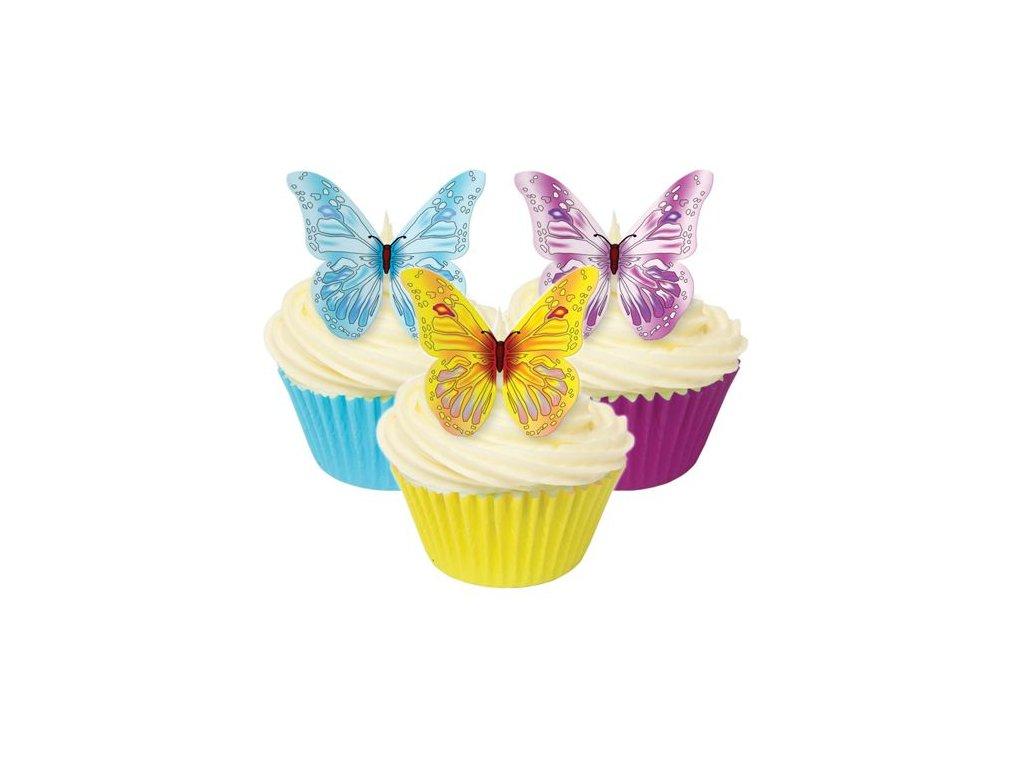 jedlé motýle