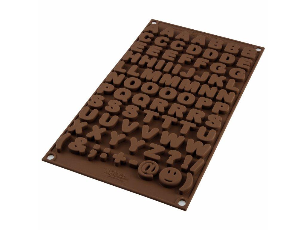 forma na výrobu čokolády