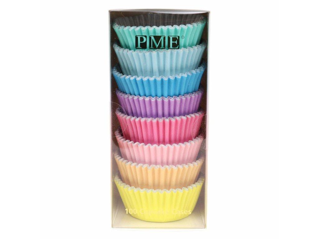 košíčky na pečenie pastel
