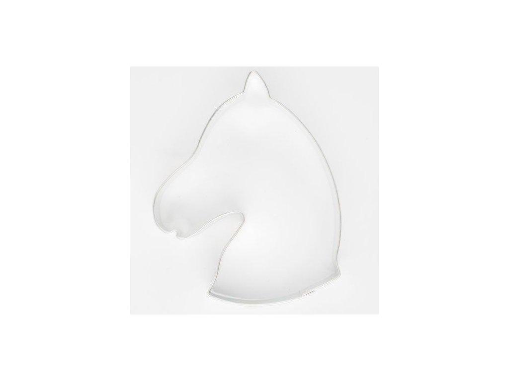 vykrajovačka kôň
