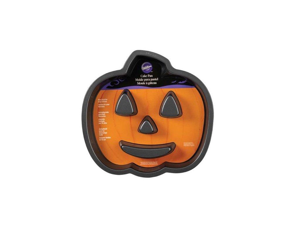 tortová forma halloween
