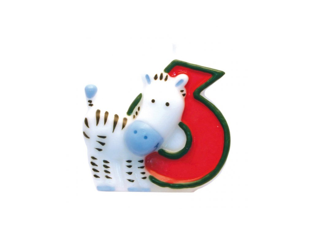 Narodeninova sviecka Safari cislo 6
