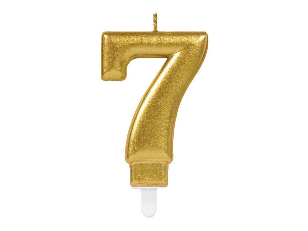 Sviecka 7 zlata