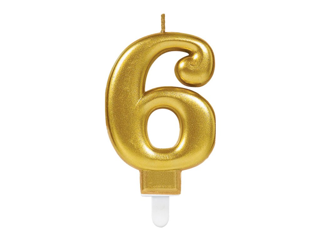 Sviecka 6 zlata