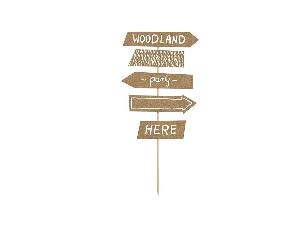 Ukazovateľ smeru woodland