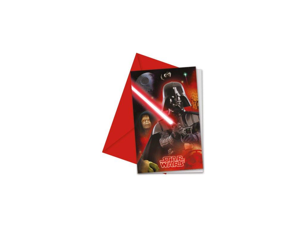 Pozvanky Star wars