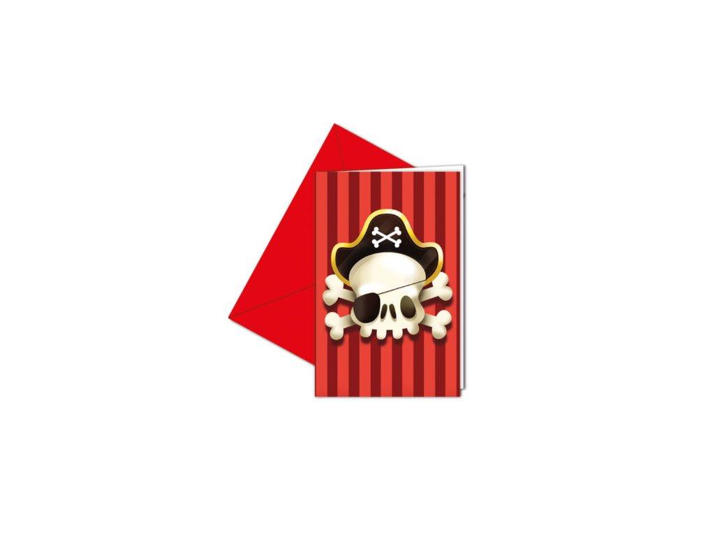 Pozvanky Pirati