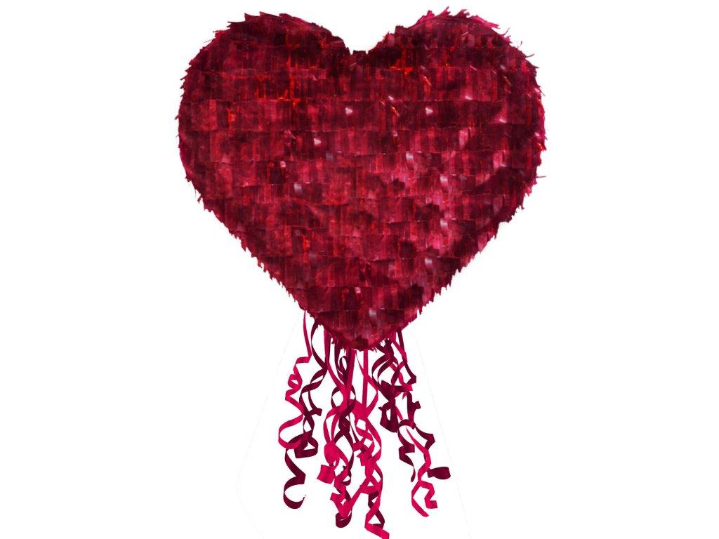 32810 pinata velke srdce