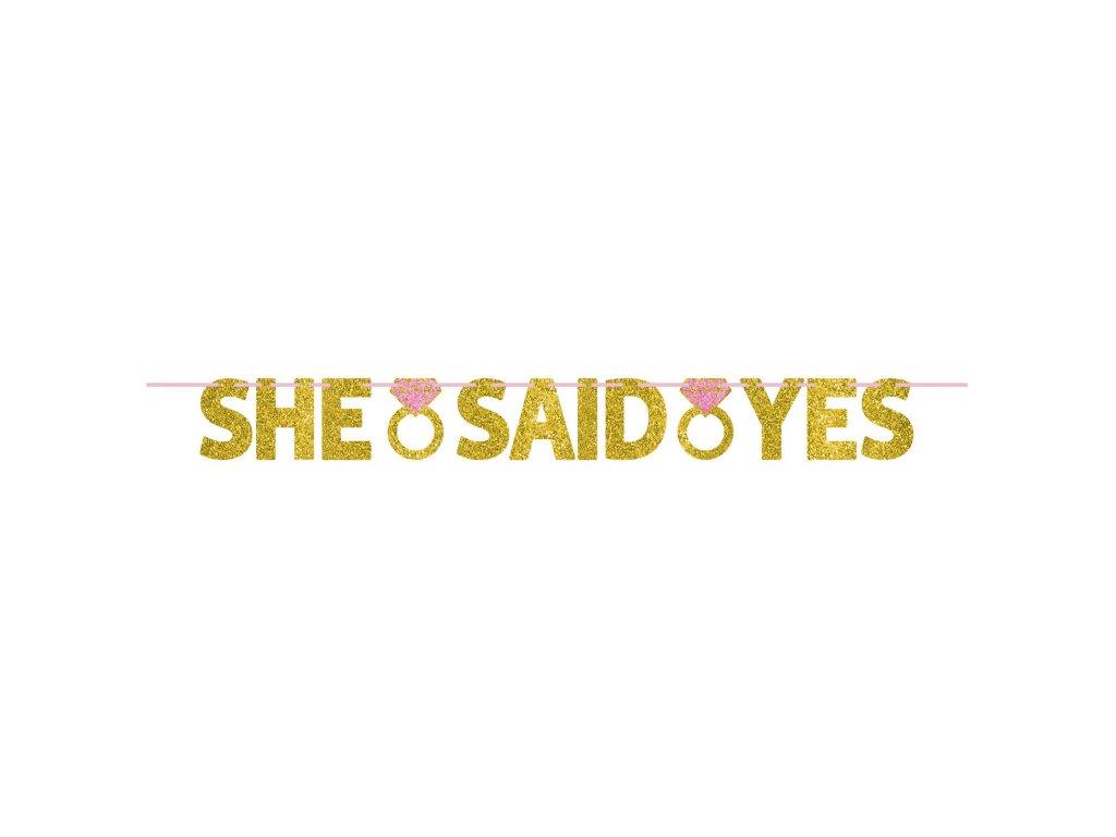 32720 banner she said yes
