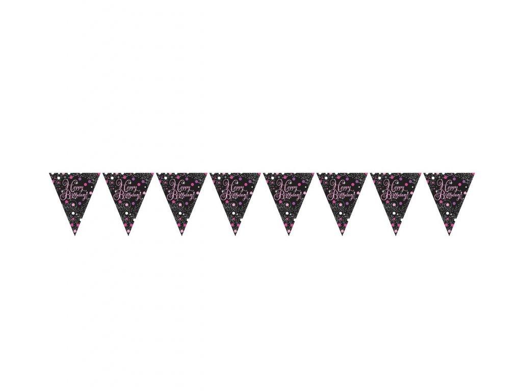 33944 banner trblietava ruzova