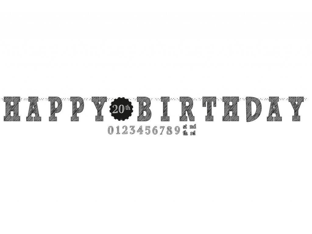 34001 1 jumbo banner happy birthday