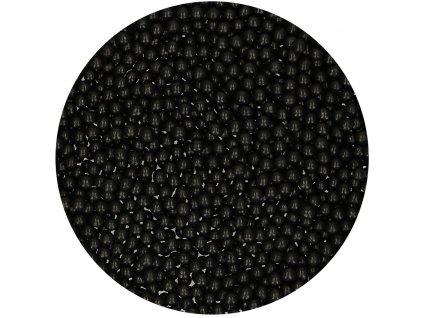 čierne jedlé guličky