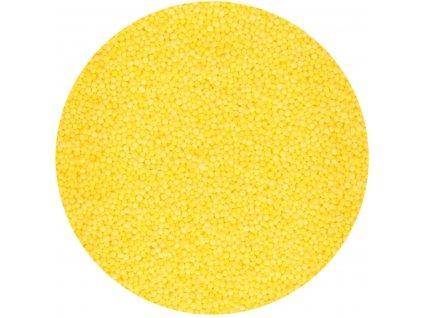 máčik žltý guličky