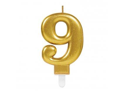 Sviecka 9 zlata