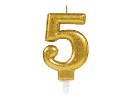 Sviecka 5 zlata