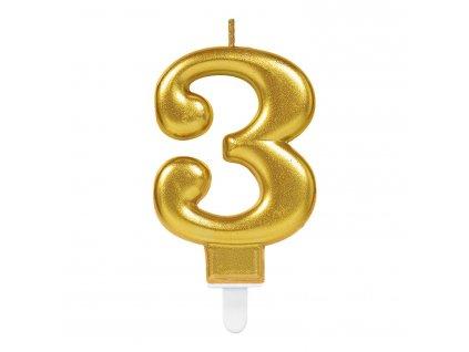 Sviecka 3 zlata