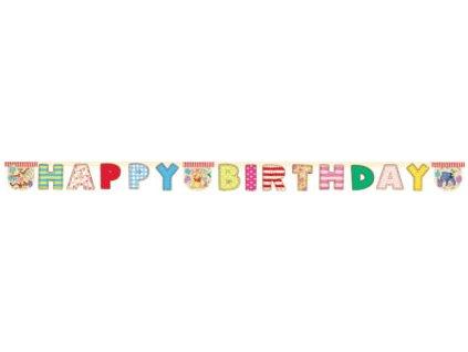 Baner Happy Birthday Macko Pu