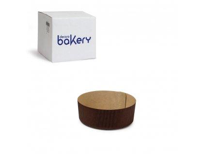 Papierová forma na pečenie ø 21 cm