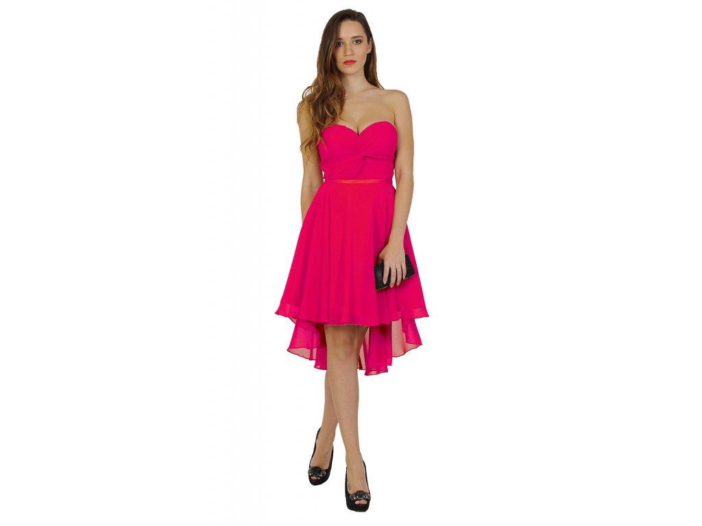 d9e6afa687d0 CD šaty pro družičky magenta - Coolboutique