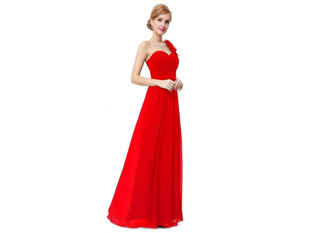9870e178299 Ever Pretty červené společenské šaty - Coolboutique