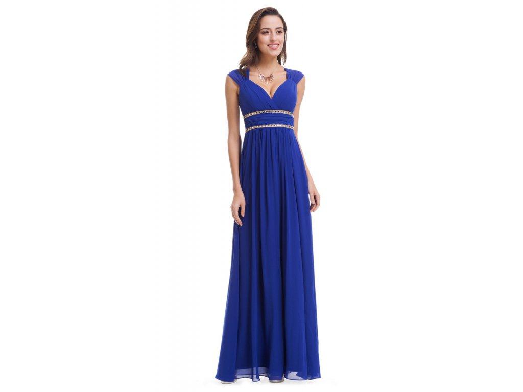 Ever Pretty královsky modré šaty - Coolboutique 87692e14fd
