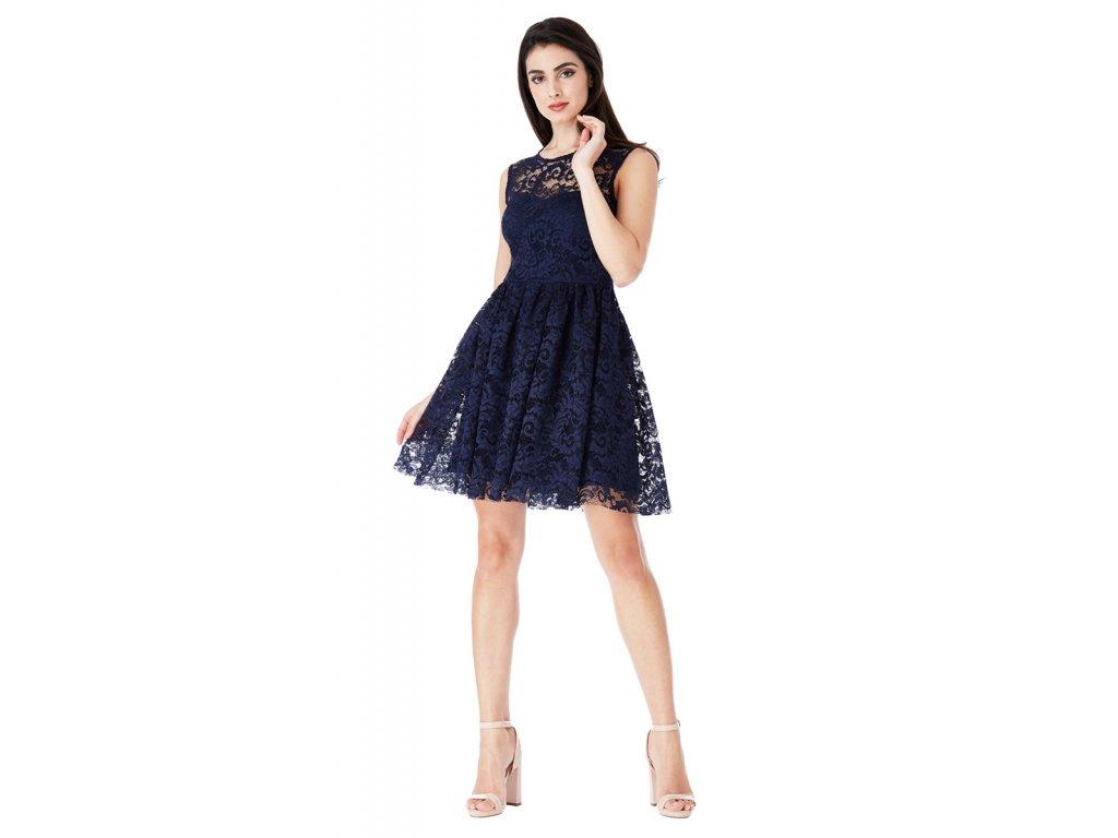 Společenské šaty na svatbu pro družičky 2ffafe3386