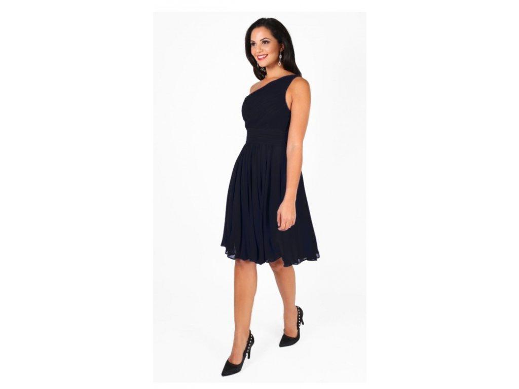 Malé černé společenské šaty 6c9f9a5204