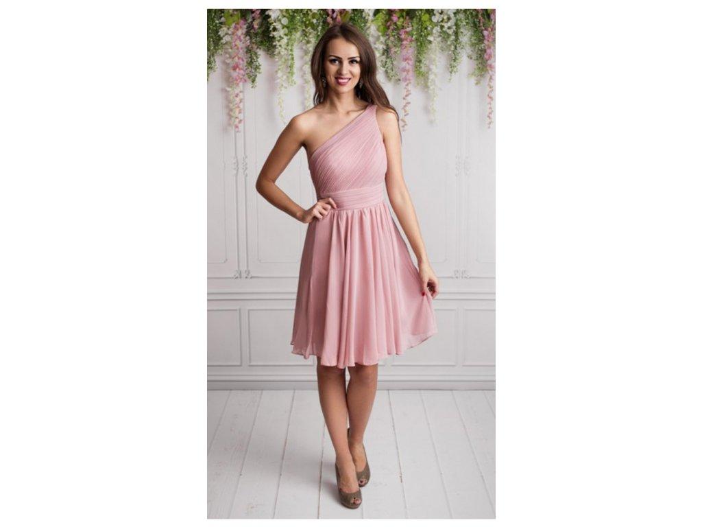a29840d12ec Společenské šaty asymetrické - Coolboutique