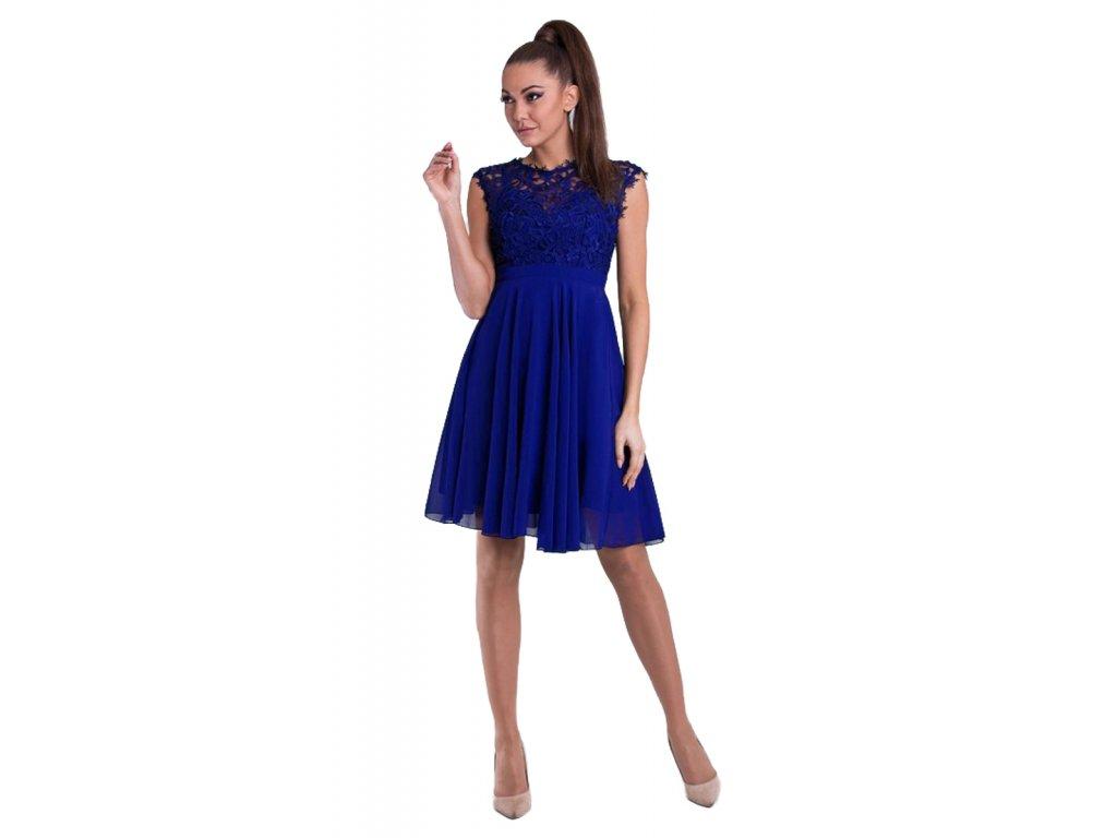 Šaty s krajkovým živůtkem do tanečních 5f33d6d2bd