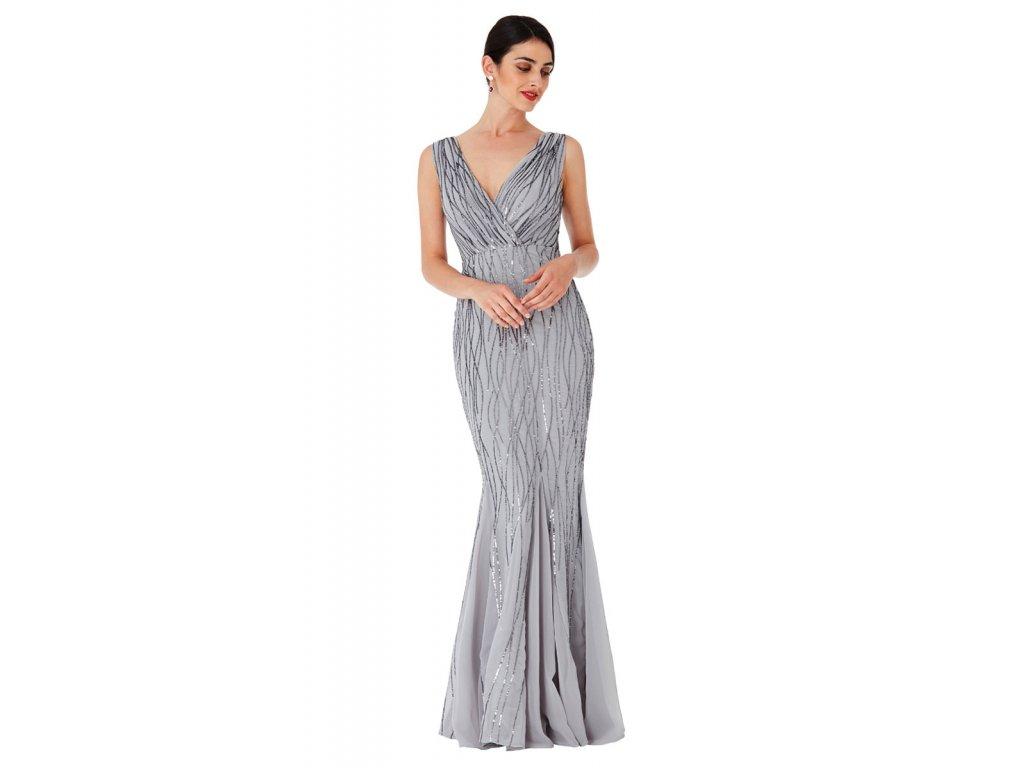 5bc1155f8fe4 Společenské šaty na svatbu pro družičky