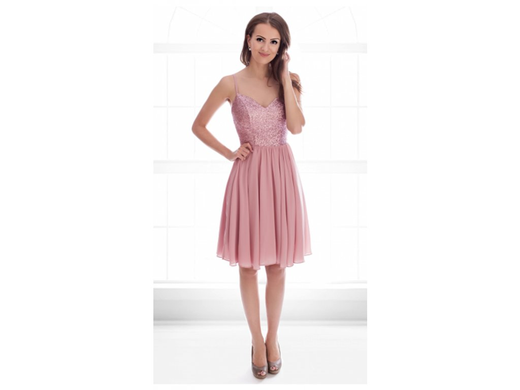 b5c1e510b3c5 Společenské šaty na svatbu pro družičky