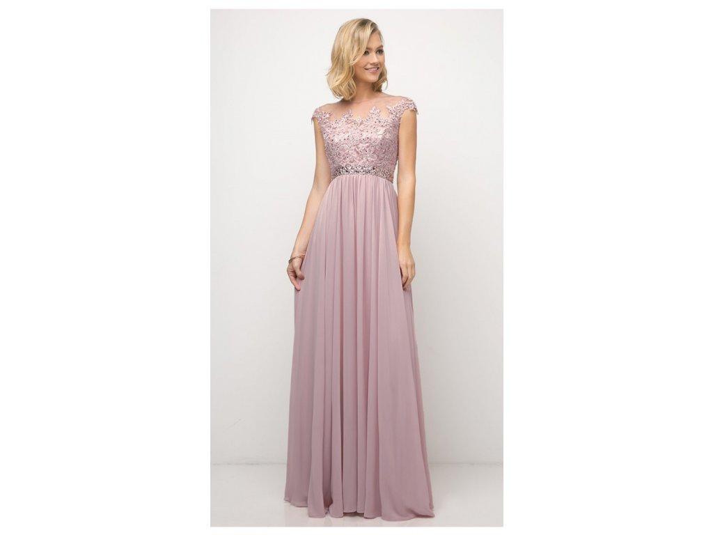 8b4221ad618 Společenské šaty na svatbu pro družičky