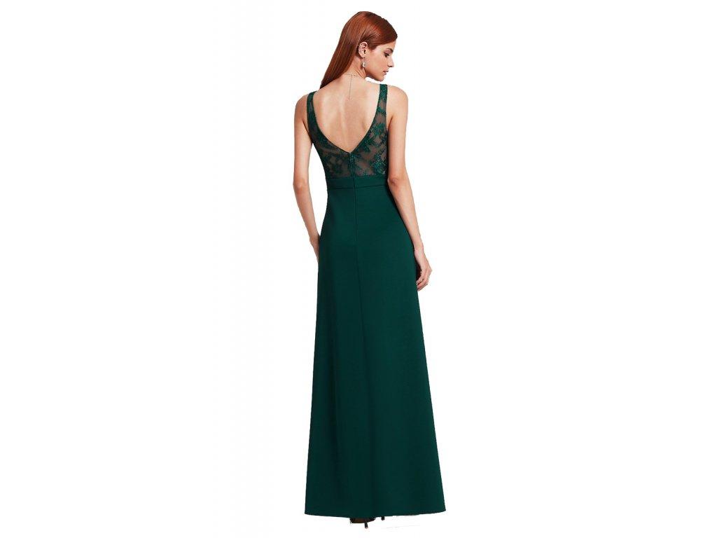 f5d61fe8b551 Zelené plesové šaty Ever Pretty - Coolboutique