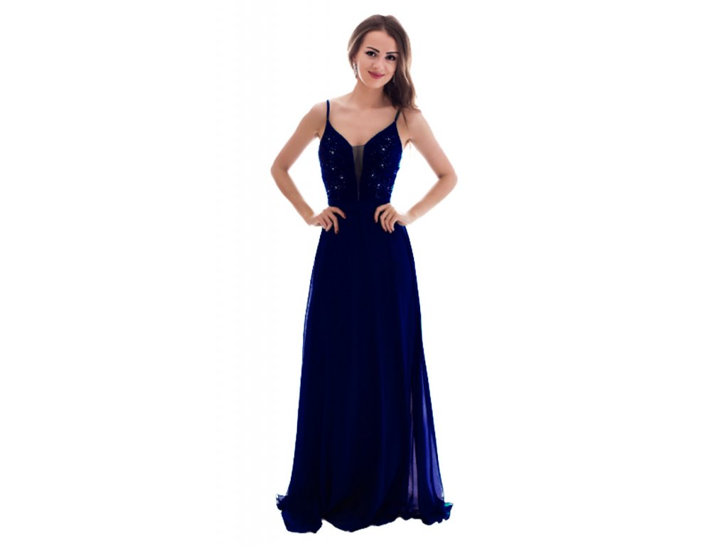 Společenské šaty na svatbu pro družičky 6ed4f02bf2