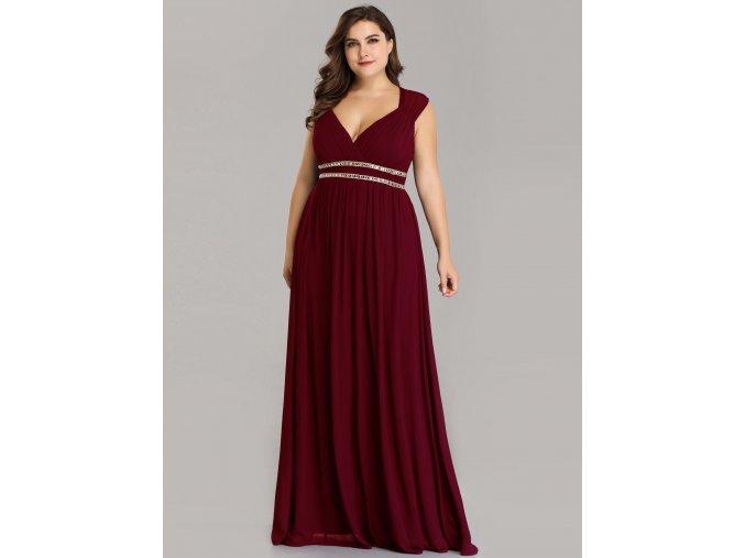 Ever Pretty šaty fialové antika
