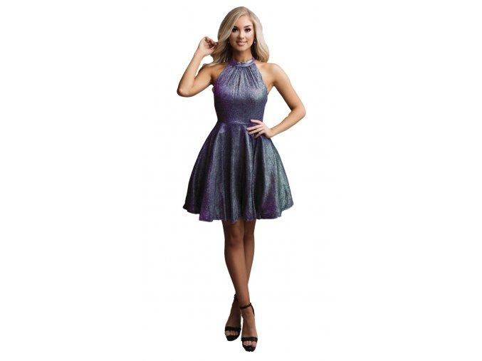 šaty do tanečních krátké