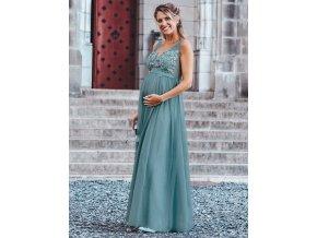 těhotenské šaty pro družičku EP00930DB