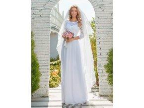 levné svatební šaty EP07412WH
