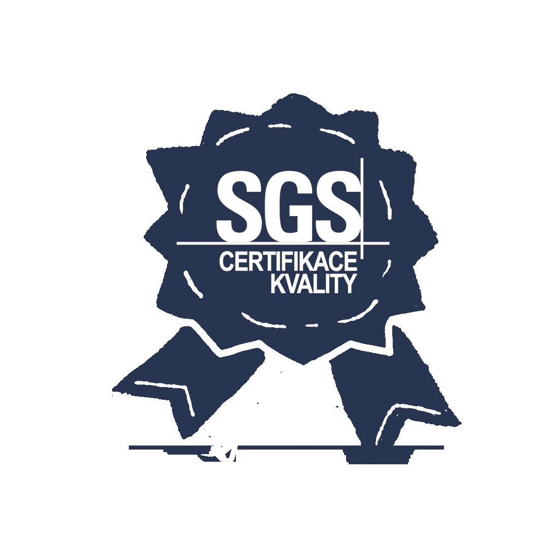 2. SGS certifikace