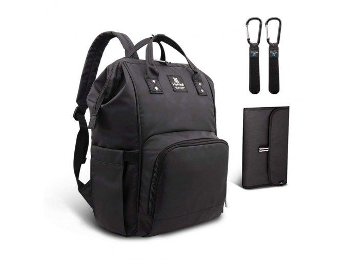 Přebalovací batoh černý
