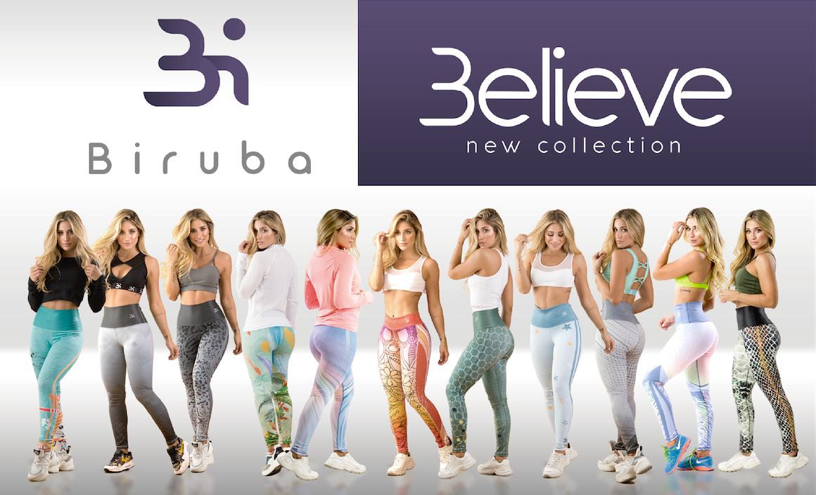 Biruba Believe new collection legíny