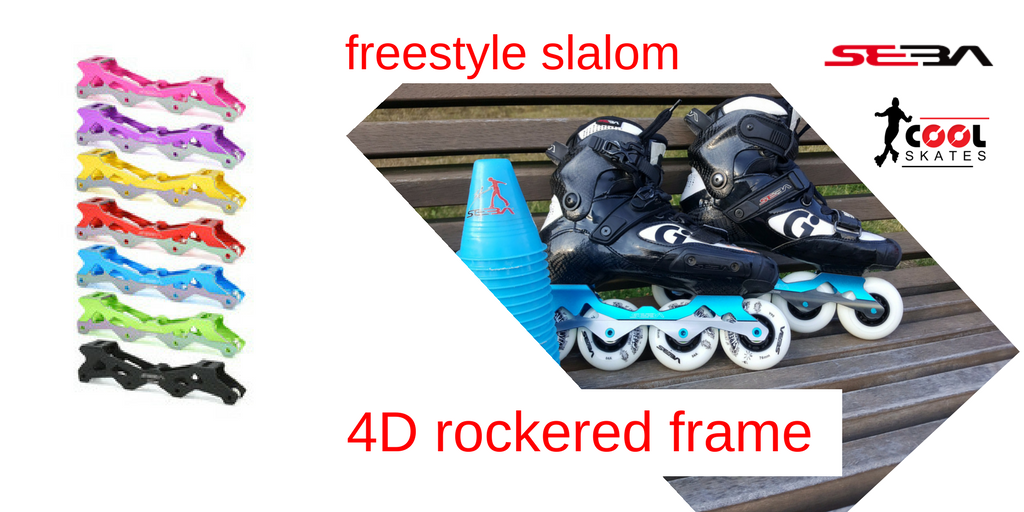 4D rockered frame