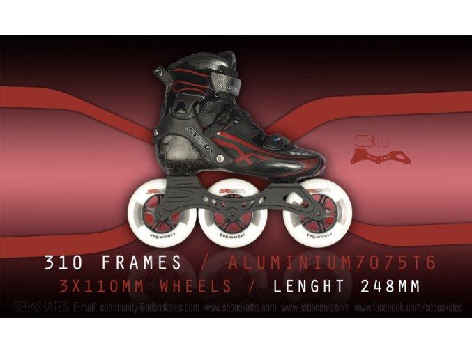 SEBA 310 Frame