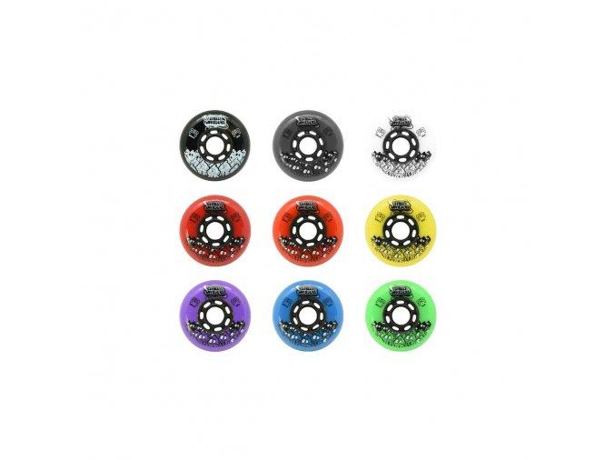 fr street invaders wheel 84a x1
