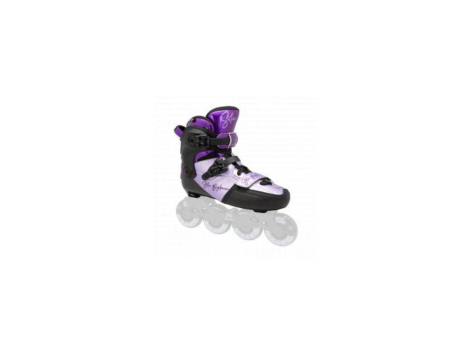 fr sofia purple boot only