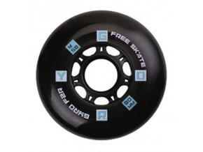GYRO F2R WHEEL X1 85A  černé