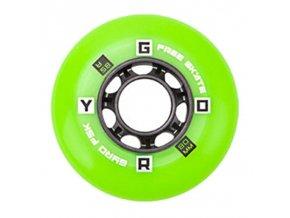 GYRO F2R WHEEL X1 85A  zelené  NOVINKA