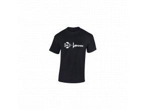 luminous classic glow tshirt black